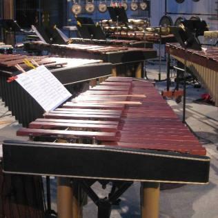 Musica e percussioni nei dintorni